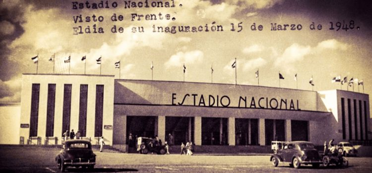 El Estadio Nacional cumple 70 años