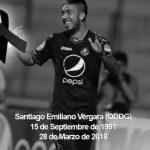 Fútbol hondureño de luto: Fallece Santiago Vergara