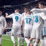 Un digno Girona sale goleado del Bernabéu