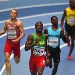 Insólito: Todos los atletas de una misma serie son descalificados
