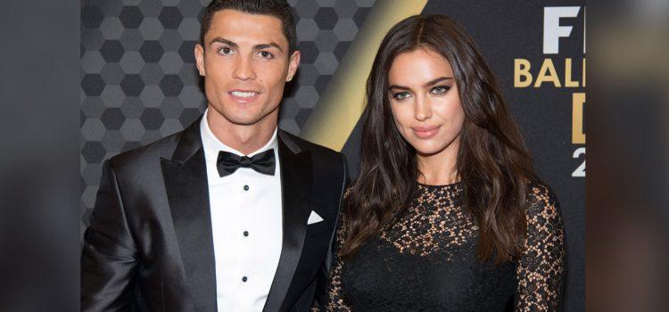 Cristiano Ronaldo sigue enamorado de Irina Shayk