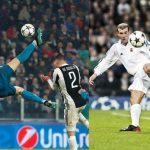 Zidane: «Mi gol es más bonito»