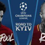 Liverpool vs Roma: La lucha por volver a la elite europea