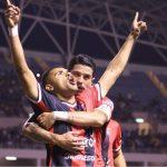Roger Rojas anota y le da el triunfo al Alajuelense