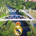 La afición blanca celebra al ritmo de 'All you need is Madrid' (VIDEO)