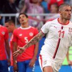 Con espectacular gol Serbia vence a Costa Rica 1-0 (VIDEO)