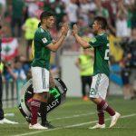Aseguran que tres mexicanos jugaron enfermos contra Alemania