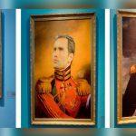 Así se verían los mejores futbolistas si fueran pintados como retratos de militares