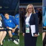Iva Olivari, la mujer que lidera a Croacia en Rusia 2018