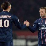 Ibra y Beckham calientan el Suecia vs Inglaterra con interesante apuesta