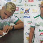 Gerson Rodas es nuevo jugador del Platense