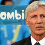 José Pékerman renunció como técnico de la Selección Colombia