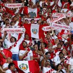 Hinchada peruana fue nominada a «Mejor afición 2018»
