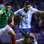 México tendrá doble fogueo contra Argentina en noviembre