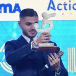 Mauro Icardi es el mejor jugador de la Serie A del 2018