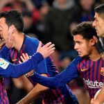 Barcelona remonta al Sevilla y clasifica a semifinales de Copa del Rey