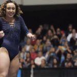 La gimnasta del 10 perfecto que ha sorprendido al mundo (VÍDEO)