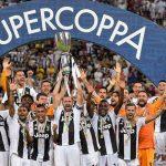 Cristiano Ronaldo le da a la Juventus la Supercopa de Italia