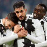 Juventus golea 3-0 a Chievo Verona