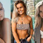 Mikky Kiemeney, la novia de De Jong, «enloquece» las redes sociales