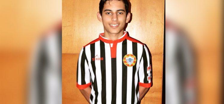Hermano de Jonathan Rubio se incorpora a la Sub-19 del Varzim de Portugal