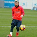 ¡Golazo! Messi sorprende a todos con un impensado gol en un entrenamiento del Barca (VÍDEO)