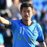 El futbolista japonés Miura renueva contrato a los 51 años