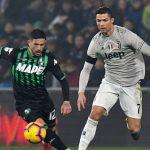 Juventus golea 3-0 al Sassuolo al ritmo de Cristiano Ronaldo