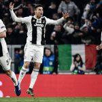 Cristiano Ronaldo: Hat-trick, remontada al Atlético y pase a cuartos para Juventus