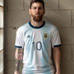 Así es la nueva camiseta que usará Argentina en la Copa América 2019 (VÍDEO)
