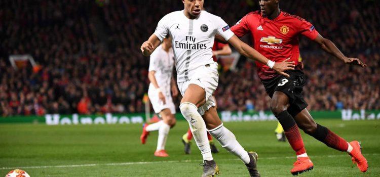 El PSG busca rematar al Manchester United