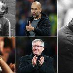 Polémico ranking de los 50 mejores entrenadores de la historia, según France Football