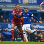 Liverpool empata con el Everton y cede el liderato al Manchester City