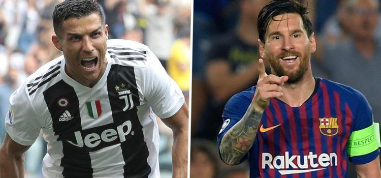 La polémica portada de France Football en la que Messi y Cristiano Ronaldo se besan