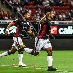 Lobos BUAP le gana a Chivas con gol de Chirinos (VÍDEO)