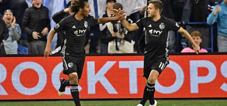 El Kansas City de Roger Espinoza tropieza en la MLS