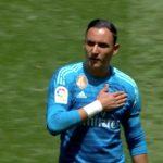 Keylor Navas se despide del Bernabéu y del Real Madrid (VÍDEO)