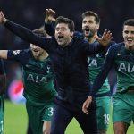 Pochettino, emocionado: «Gracias, fútbol»