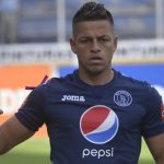 Marcelo Santos regresa a los entrenamientos de Motagua tras su lesión