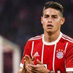 Bayern Múnich hace oficial la salida de James Rodríguez