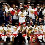 Raptors destronan a los Warriors y ganan el primer título en la NBA