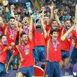 España es pentacampeona del Europeo Sub-21 tras vencer a Alemania