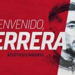 Atlético de Madrid hace oficial el fichaje del mexicano Héctor Herrera