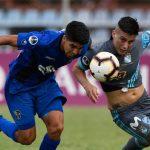 El Zulia de Brayan Moya busca los cuartos de final en la Sudamericana
