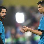 Cristiano Ronaldo exige a la Juventus el fichaje de Isco