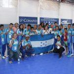 Honduras campeón del Taekwondo de los Juegos Codicader 2019