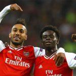 Arsenal debutó con una goleada en la Europa League
