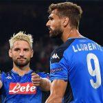 El Napoli le estrena la Champions al Liverpool