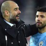 Sergio Agüero estará de baja «varias semanas», anuncia Pep Guardiola