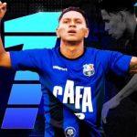 Gol y expulsión para Brayan Moya en Venezuela
